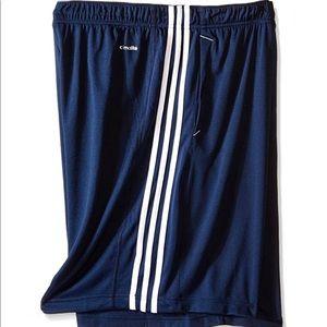 adidas Men's Essentials 3-Stripe Shorts